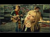 """<p>Pretty much every Hilary Duff song is going to have you off your <del>couch</del> seat, belting out the words and shaking your bum. But even still, there's something special about the queen of the early aughts' """"Why Not"""" in particular.</p><p><a class=""""link rapid-noclick-resp"""" href=""""https://open.spotify.com/album/2zfZe8P8jg53kZaAfCdBYs?highlight=spotify%3Atrack%3A1jypmXUJgxWKWJZdDsJiXQ"""" rel=""""nofollow noopener"""" target=""""_blank"""" data-ylk=""""slk:Listen on Spotify"""">Listen on Spotify</a></p><p><a href=""""https://www.youtube.com/watch?v=FeOKlQC9yyM"""" rel=""""nofollow noopener"""" target=""""_blank"""" data-ylk=""""slk:See the original post on Youtube"""" class=""""link rapid-noclick-resp"""">See the original post on Youtube</a></p>"""