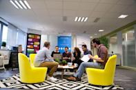 <p>Industry: IT services and consulting<br>Recommend to a friend rating: 77%<br>(Capgemini/Glassdoor) </p>