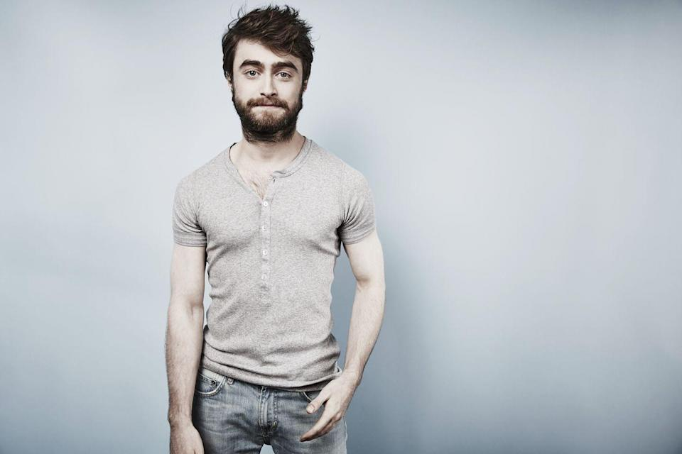 """<p>In an interview with <a href=""""http://www.telegraph.co.uk/films/0/daniel-radcliffe-on-alcoholism-starving-himself-harry-potter---a/"""" rel=""""nofollow noopener"""" target=""""_blank"""" data-ylk=""""slk:The Telegraph"""" class=""""link rapid-noclick-resp"""">The Telegraph</a> last year, the Harry Potter star discusses his long road to sobriety throughout the later years of filming the famed film franchise that led to his feelings now toward the substance. 'It's lovely. I barely think about it [alcohol],' he said. </p>"""