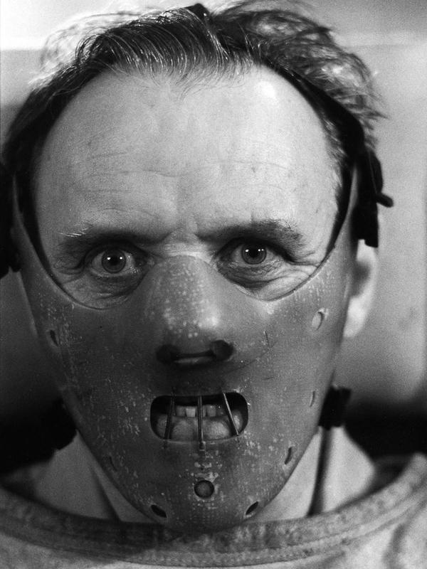 Anthony Hopkins dalam The Silence of the Lambs. (Foto: Instagram @TheAcademy)