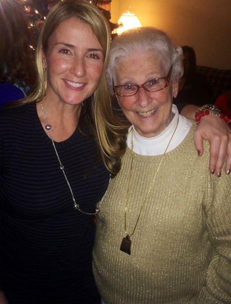 PHOTO: Kristyn Watkins, left, poses with her grandmother in this undated family photo. (Courtesy Kristyn Watkins)
