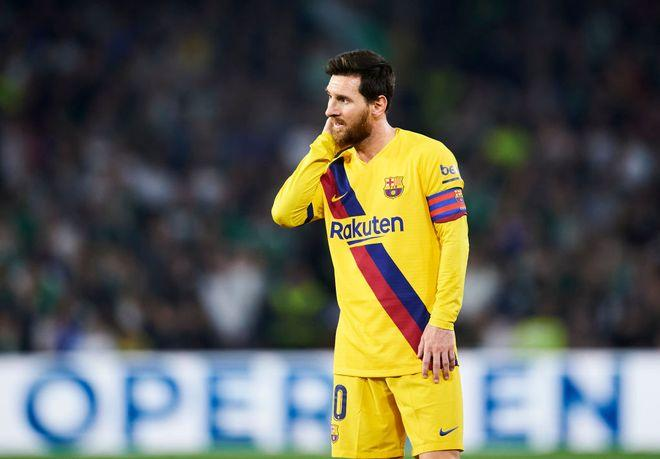 "Ex-Barca-Star: ""Messi würde in Premier League scheitern"""