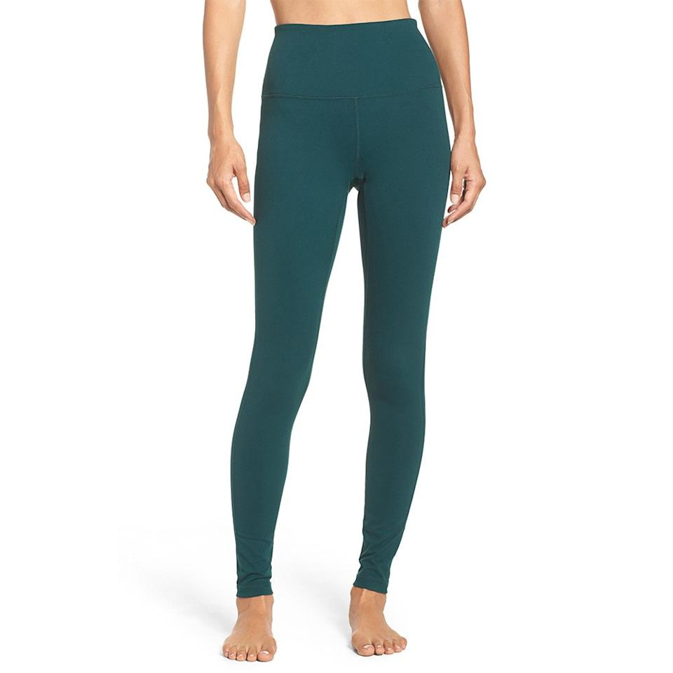 """<p>These leggings were one of the best-sellers at the <a href=""""https://www.self.com/gallery/nordstrom-anniversary-sale-early-access-2019?mbid=synd_yahoo_rss"""">early access sale</a>, and it's not hard to see why: They're high-waisted for added coverage and come with smooth chafe-proof seams.</p> <p><em>Available in sizes xx-small to xx-large.</em></p> <p><strong>Buy it:</strong> $38 (originally $59), <a href=""""https://click.linksynergy.com/deeplink?id=40vMHOk88JI&mid=1237&u1=nordstromanniversaryfitness&murl=https://shop.nordstrom.com/s/zella-live-in-high-waist-leggings/4312529%09Link"""" rel=""""nofollow"""">shop.nordstrom.com</a></p>"""