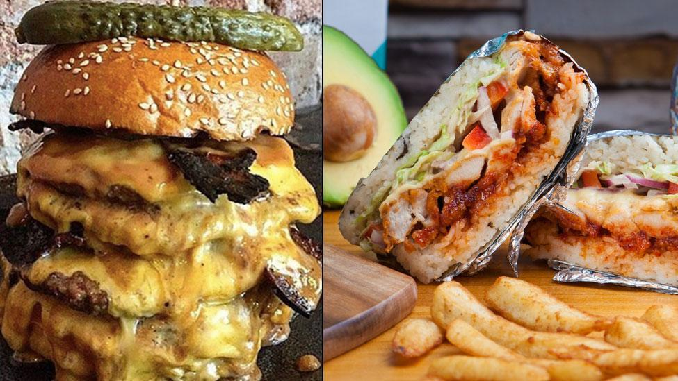 <p>20 sexy burgers we found on Instagram</p>