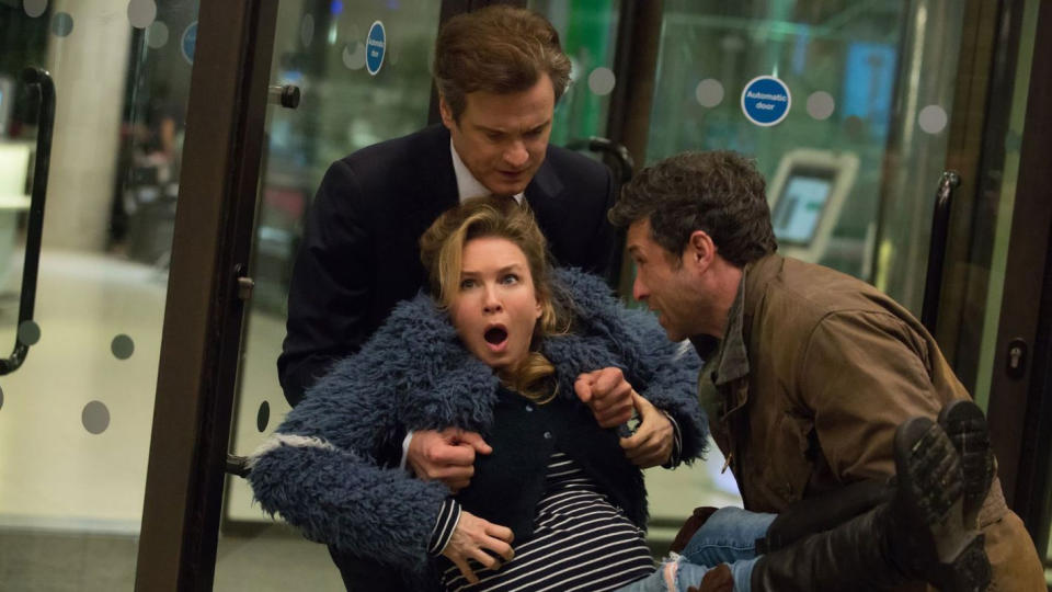 'Bridget Jones's Baby'. (Credit: Universal)