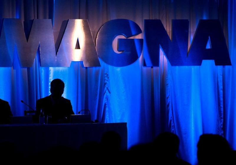 Magna says some plants in China still offline, parts supplies a concern