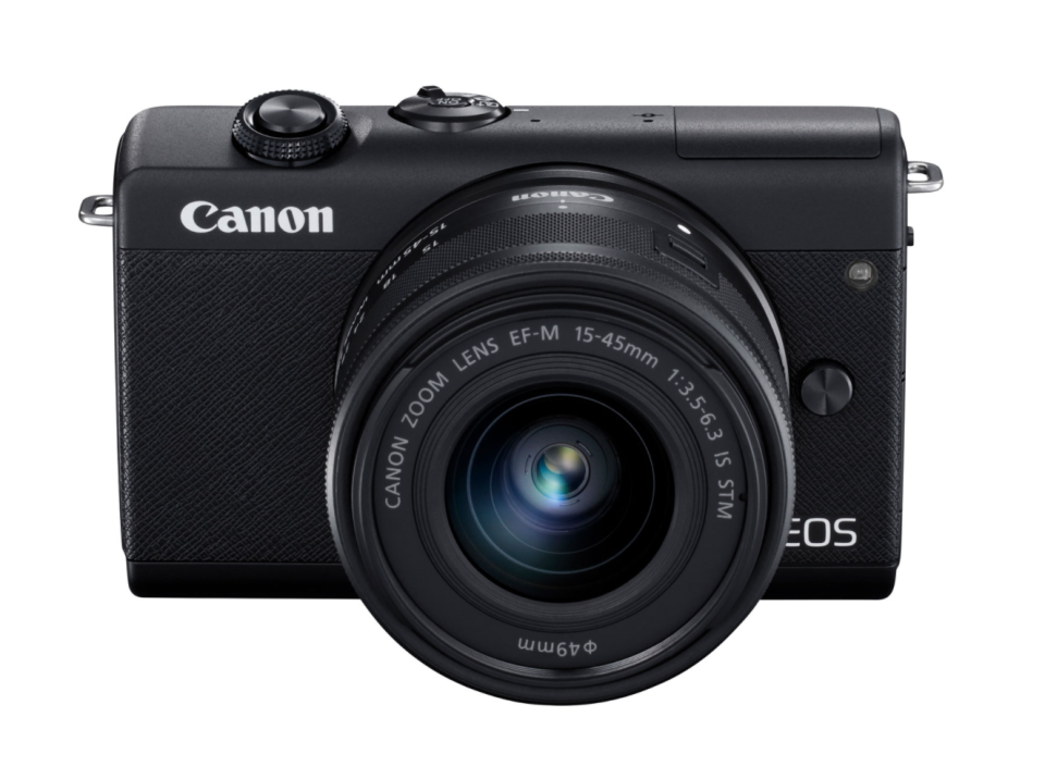 Canon EOS M200 Mirrorless Camera (Photo via Best Buy Canada)