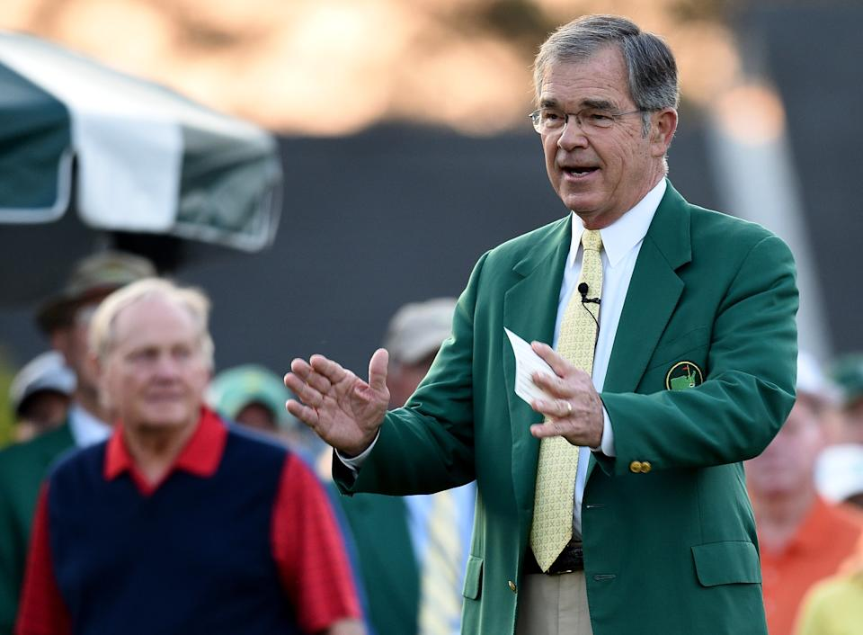 Billy Payne, seen here in 2015, couldn't quite bring the Olympics to Augusta. (Ross Kinnaird/Getty Images)