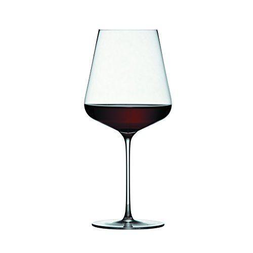 """<p><strong>Zalto Glassware</strong></p><p>amazon.com</p><p><strong>$59.00</strong></p><p><a href=""""https://www.amazon.com/dp/B003AJ787G?tag=syn-yahoo-20&ascsubtag=%5Bartid%7C2141.g.33577070%5Bsrc%7Cyahoo-us"""" rel=""""nofollow noopener"""" target=""""_blank"""" data-ylk=""""slk:Shop Now"""" class=""""link rapid-noclick-resp"""">Shop Now</a></p><p>If you're looking to splurge a bit (or a lot) on your wineglass, Zalto is certainly the pick for you. The all-purpose Bordeaux glass instantly elevates just about any wine you're drinking, and will certainly help you make the most out of the fine wines aging in your (or your parents') wine cellars. The Denk'Art collection is <strong>mouth-blown and lead-free,</strong> and is delicately balanced for a very comfortable fit in your hand. And while you may think that you have to hand-wash these babies, they're actually dishwasher-safe. This particular Bordeaux glass is best-suited for a red wine.<br></p>"""