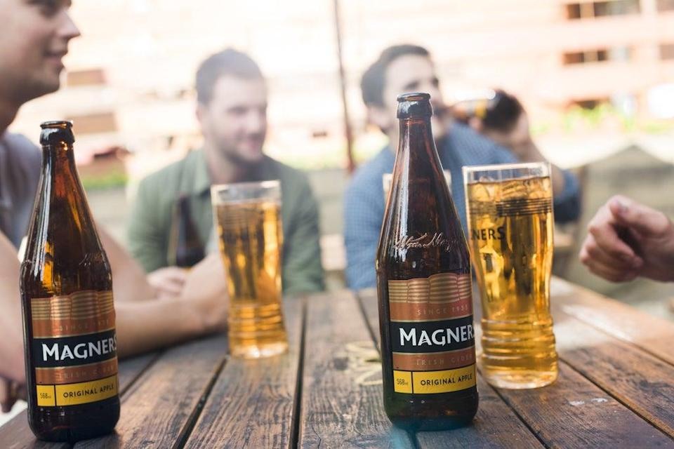 C&C Group is behind Magners cider (C&C)