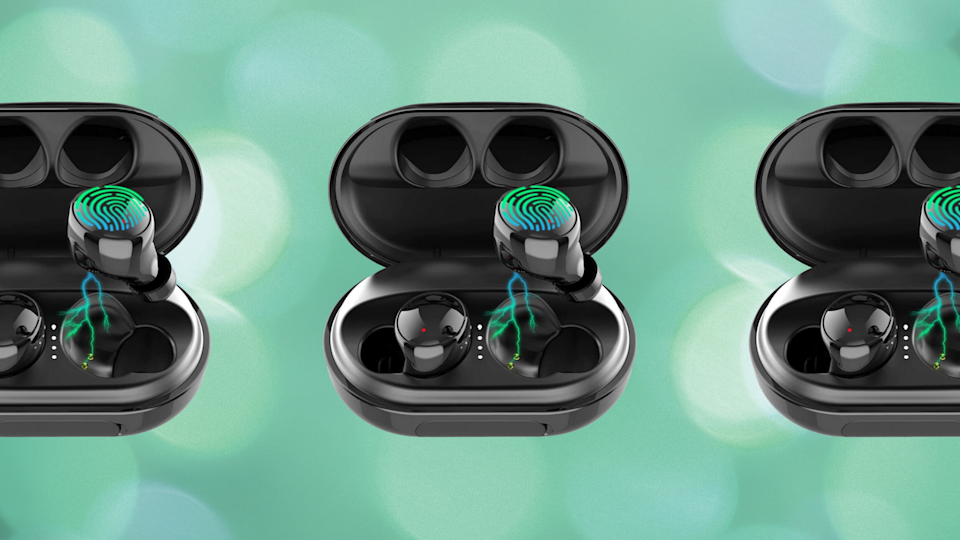 Save nearly 80 percent on these wireless earbuds. (Photo: Amazon)