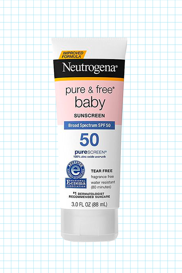 "<p><strong>Neutrogena</strong></p><p>amazon.com</p><p><strong>$29.96</strong></p><p><a href=""https://www.amazon.com/dp/B01HOHBOFQ"" target=""_blank"">Shop Now</a></p><p>Neutrogena is a household name for skin-protection for a reason: This water-resistant formula comes recommended by pediatricians, dermatologists, and the <a href=""https://nationaleczema.org/"" target=""_blank"">National Eczema Association</a>. ""I have very sensitive skin and <strong>Neutrogena is one of the only brands I don't have a reaction to,</strong> so I use the baby version for my kids,"" says <a href=""https://www.goodhousekeeping.com/author/1540/lexie-sachs/"" target=""_blank"">Lexie Sachs</a>, associate director of the Textiles, Paper, and Plastics Lab at the Good Housekeeping Institute. Neutrogena even has a <a href=""https://www.amazon.com/dp/B01MDOA0V4"" target=""_blank"">zinc oxide sunscreen</a> for adults that tested well in our <a href=""https://www.goodhousekeeping.com/beauty-products/reviews/g2487/best-sunscreen-for-face-reviews/"" target=""_blank"">facial sunscreen studies</a>. </p>"