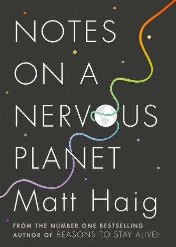 "<p>After experiencing years of anxiety and panic attacks, Matt Haig is on a mission to answer the biggest questions life has thrown at him: How can we stay sane on a planet that makes us mad? How do we stay human in a technological world? How do we feel happy when we are encouraged to be anxious? </p><p><a class=""link rapid-noclick-resp"" href=""https://www.amazon.co.uk/gp/product/1786892677/ref=s9_acsd_top_hd_bw_b3BWC_c_x_1_w?pf_rd_m=A3P5ROKL5A1OLE&pf_rd_s=merchandised-search-3&pf_rd_r=JHGZ94ERX6SGTVFCNQ59&pf_rd_t=101&pf_rd_p=735e1133-2843-5d7f-a423-130ec42bfe69&pf_rd_i=759264&tag=hearstuk-yahoo-21&ascsubtag=%5Bartid%7C1919.g.22685589%5Bsrc%7Cyahoo-uk"" rel=""nofollow noopener"" target=""_blank"" data-ylk=""slk:BUY NOW"">BUY NOW</a> £4.00, Amazon<br></p>"