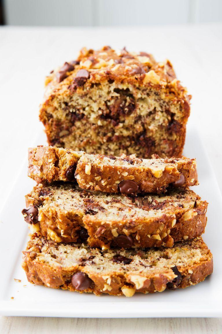 """<p>We're firmly in the """"banana bread needs chocolate"""" camp.</p><p>Get the recipe from <a href=""""https://www.delish.com/cooking/recipe-ideas/recipes/a50825/best-banana-bread-recipe/"""" rel=""""nofollow noopener"""" target=""""_blank"""" data-ylk=""""slk:Delish"""" class=""""link rapid-noclick-resp"""">Delish</a>.</p>"""