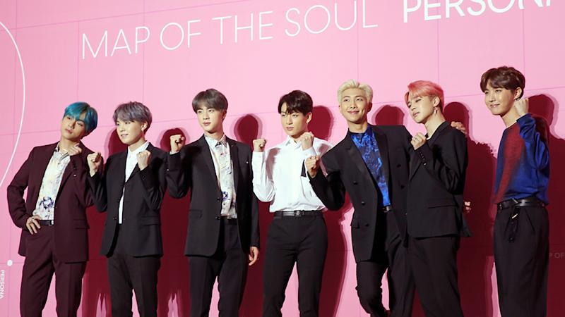 Bts Drop Trailer For Bring The Soul The Movie Watch