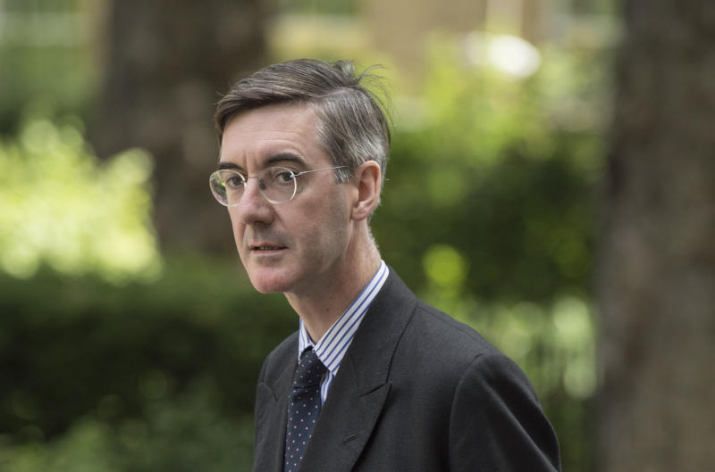 Jacob Rees-Mogg MP (PA Images)