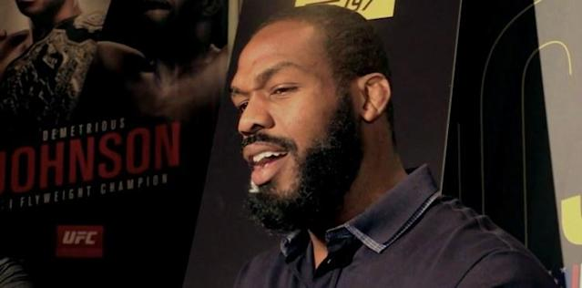 Jon Jones' Manager Gives Him 95-Percent Chance of Fighting in 2018