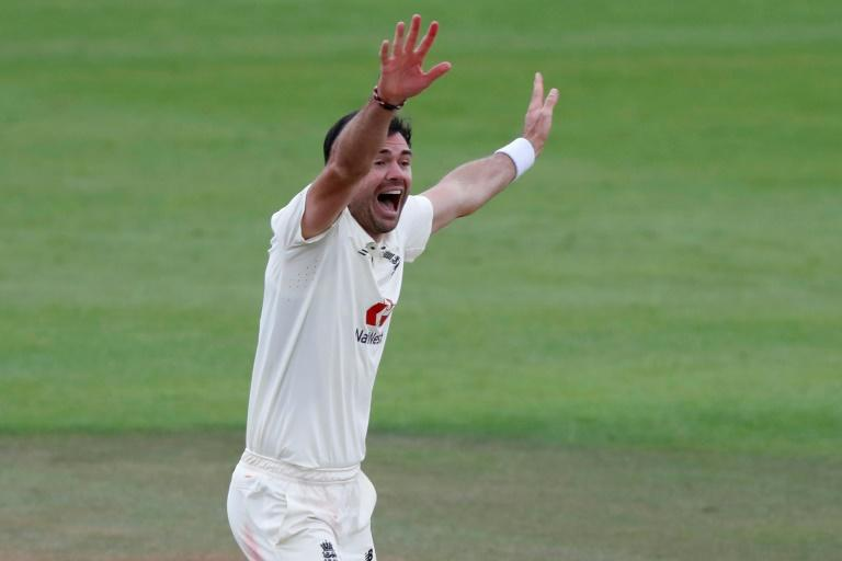 Silverwood urges England to finish strong and see Anderson to 600th Test wickets