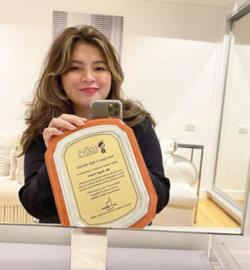 Angel Locsin's weight gain became the talk of netizens since the pandemic