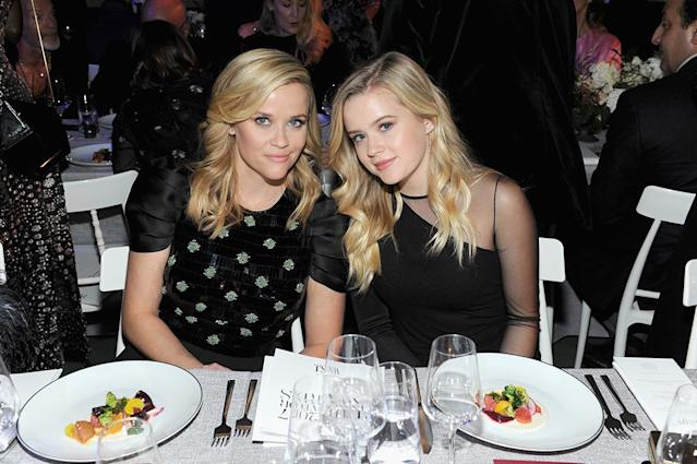 <p>The gorgeous mother-daughter duo attended the WSJ Magazine 2017 Innovator Awards at the Museum of Modern Art in NYC on Wednesday.The mag recently honored the<em> Big Little Lies</em> star as their Entertainment Innovator of the Year. (Photo: Craig Barritt/Getty Images for WSJ Magazine 2017 Innovator Awards) </p>