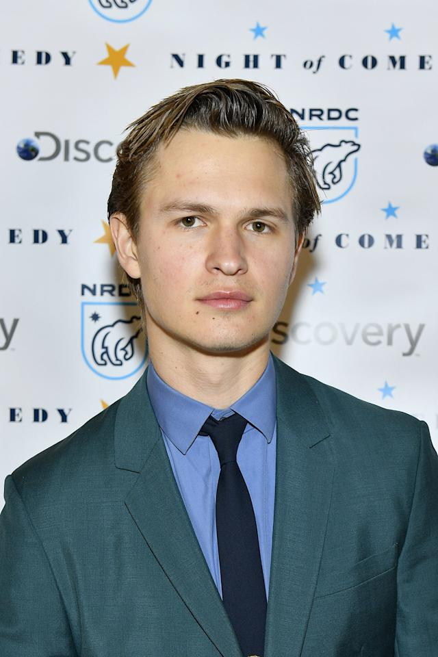 50 Hot Ansel Elgort Pictures That Will Make Your Heart Throb