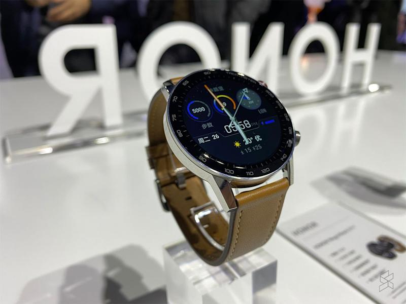 The Honor Magic Watch 2 was introduced in China last month. — Picture via SoyaCincau