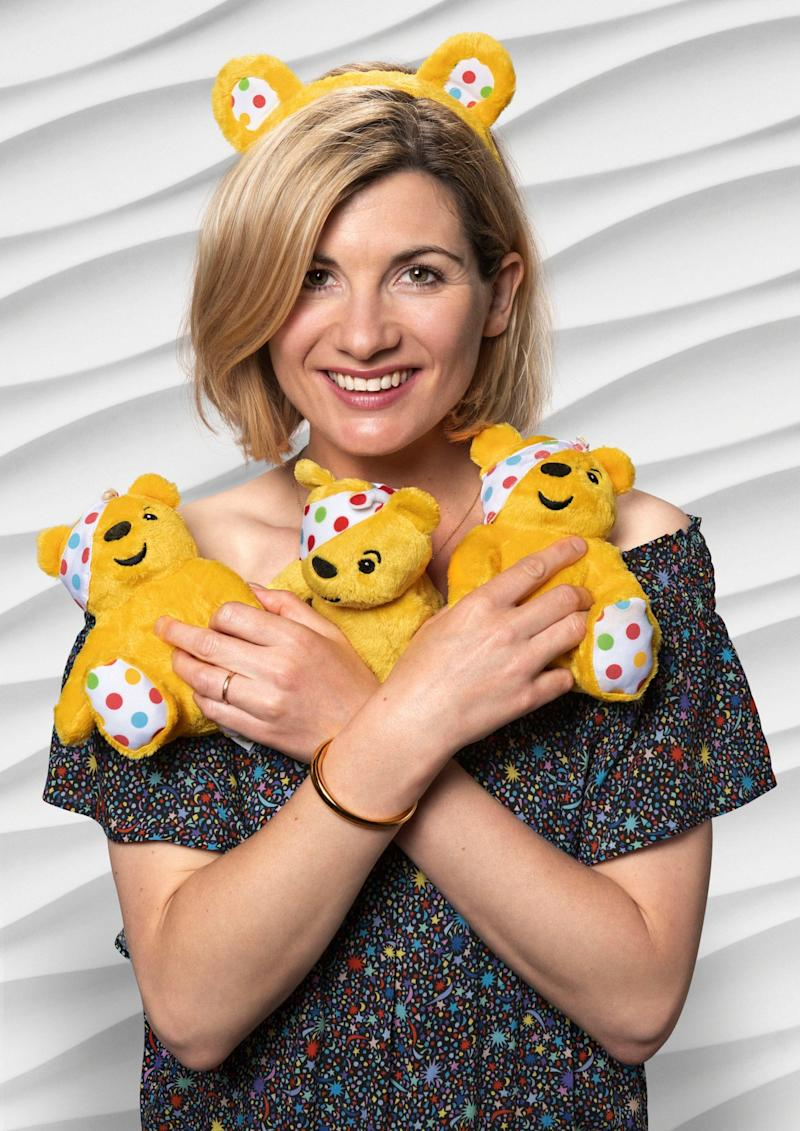 The Doctor: Jodie Whittaker for the
