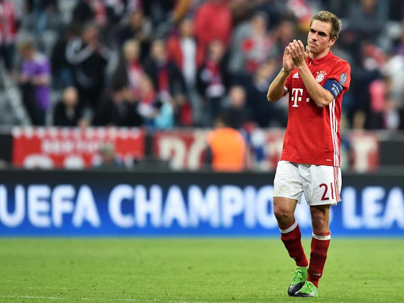 Lahm hopes his side can spring an upset (Getty)