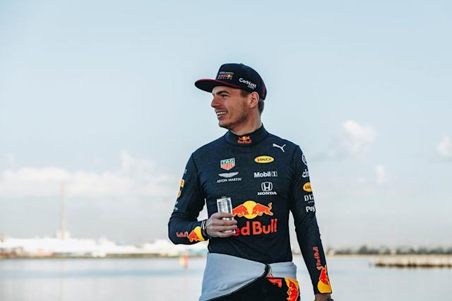 """Max Verstappen, Red Bull Racing <span class=""""copyright"""">Red Bull Content Pool</span>"""
