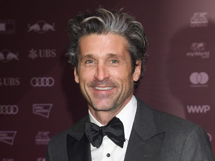 """Patrick Dempsey in 2020. <p class=""""copyright"""">Felix Hörhager/picture alliance/Getty Images</p>"""