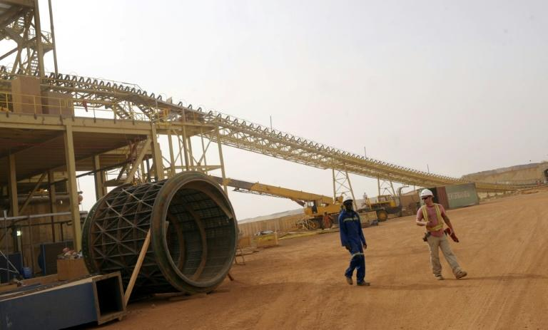 The gold industry has grown in Burkina Faso as mining companies from Canada, South Africa, Australia, and Russia bought rights (AFP Photo/ISSOUF SANOGO)
