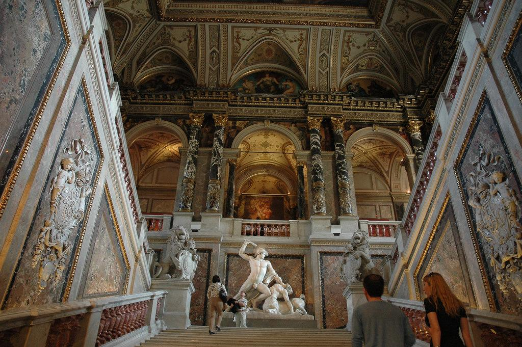 """<p><b>No. 10: Art history</b><br />Starting salary: $41,100<br /> Mid-career salary: $65,400<br /> Among those with art history degrees, """"20 percent have dropped out of the workforce. Those who have found work aren't earning much,"""" reports Kiplinger. On the plus side, though, """"the projected growth rate for related jobs is actually above average.""""<br />(Flickr / Creative Commons) </p>"""