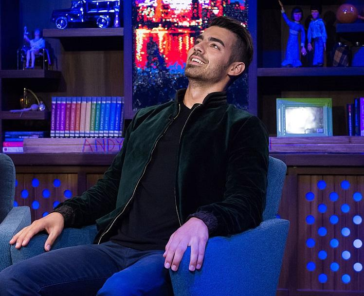 Joe Jonas has the best approach to dating right now