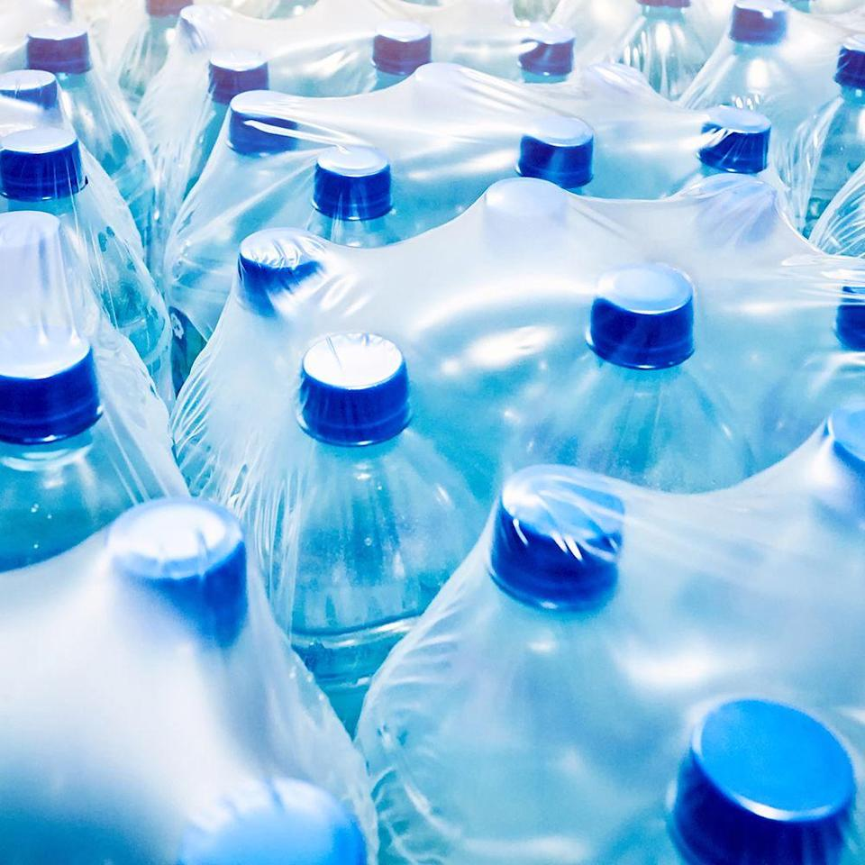 "<p>Unless you're dealing with unsafe drinking water, bottled water is an unnecessary expense that can add up quickly. While it's portable and convenient, it can also cost both you and the environment dearly over time. </p><p>Your best bet? Buying a reusable water bottle and keeping it filled with tap water.</p><p><strong>More:</strong> <a href=""https://www.bestproducts.com/eats/food/g1505/grocery-shopping-list-apps/"" rel=""nofollow noopener"" target=""_blank"" data-ylk=""slk:Be Even Smarter Shopping With These Grocery-List Apps"" class=""link rapid-noclick-resp"">Be Even Smarter Shopping With These Grocery-List Apps</a></p>"