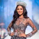 """The model from Lucknow had pursued Clinical nutrition and dietetics from Isabella Thoburn College before enrolling with the University of Lucknow to earn a Master's degree in Public health. With a staggering height of over 5' 7"""", the 26-year-old beauty was ranked as one of the hottest women in the country in 2017. As Miss India Universe, she would be contesting for the title of Miss Universe on December 8th, 2019."""
