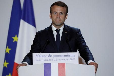 France President, Macron cuts public spending to lowest rate in 10 years