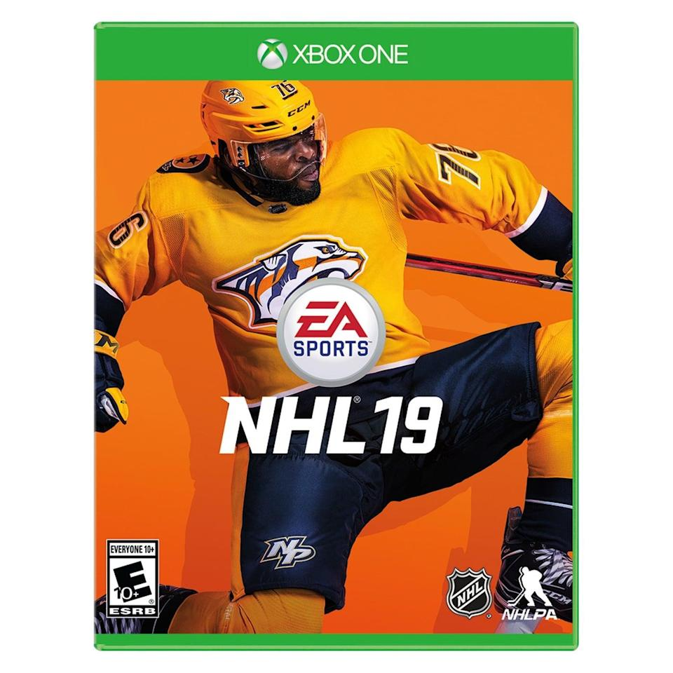 "<p>With the <a rel=""nofollow noopener"" href=""https://www.popsugar.com/buy/NHL%2019-365998?p_name=NHL%2019&retailer=walmart.com&price=60&evar1=moms%3Aus&evar9=45382611&evar98=https%3A%2F%2Fwww.popsugar.com%2Fmoms%2Fphoto-gallery%2F45382611%2Fimage%2F45382683%2FNHL-19-Xbox-One&list1=holiday%2Cgift%20guide%2Cparenting%20gift%20guide%2Ckid%20shopping%2Choliday%20living%2Ctweens%20and%20teens%2Choliday%20for%20kids&prop13=desktop&pdata=1"" target=""_blank"" data-ylk=""slk:NHL 19"" class=""link rapid-noclick-resp"">NHL 19</a> ($60) game, your sports fan can check out new modes that allow them to connect to their favorite teams and players.</p>"