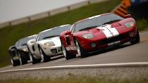 <p>Ford turned 1-century-old in 2003 but showed no signs of senioritis. Taking inspiration from the GT40, a four-time winner of the 24 Hours of Le Mans during the late '60s, Ford added modern touches to build a high-performance GT sports car that was introduced in 2004. The mid-engine two-seater had a supercharged 5.4-liter V-8 that delivered 550 horsepower and a could go from zero to 60 mph in 3.5 seconds. Hard to believe the same company responsible for the Pinto brought us something worthy of standing alongside Ferrari and Lamborghini.</p>