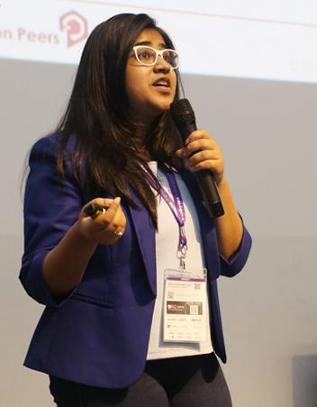 Kanika has spearheaded an India-wide campaign called MindPeersAtWork which is aimed at promoting mental health advocacy among organizations