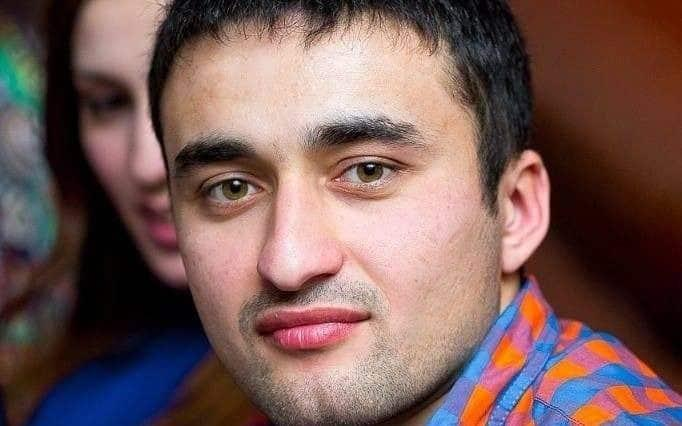 Circassian activist Martin Kochesoko faces up to 11 years in prison for marijuana even as police come under criticism for drug enforcement - Facebook