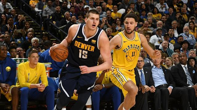 Nikola Jokic and the Nuggets have major competition in the Western Conference. Are they up to the task? The Open Floor podcast considers this question and many more.