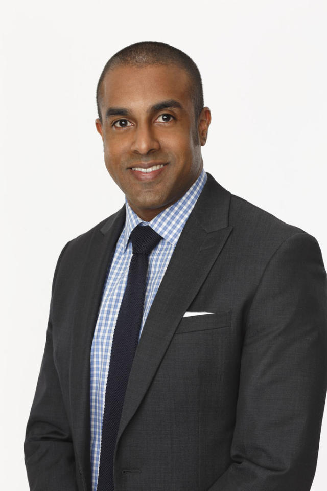 Kam, 30, an attorney for the Department of Homeland Security from New York, NY