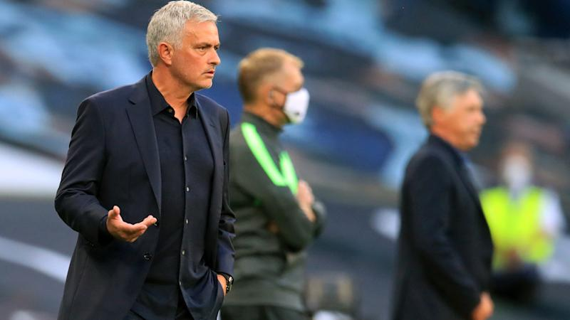Mourinho suffers first ever opening-day defeat in Everton reverse