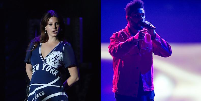 "Lana Del Rey and the Weeknd's New Song ""Lust for Life"" Coming Today"
