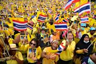 Thailand has for months been rocked by student-led protests calling for democratic reforms -- but royalists are now pushing back
