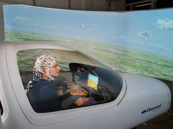 Flight of Fancy: Piloting Planes with Mind Control