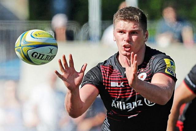 Owen Farrell vs Danny Cipriani: Battle at No10 will be key in shaping play-off and Eddie Jones's thinking for tour