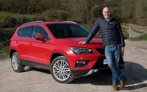 seat ateca long-term test - James Foxall