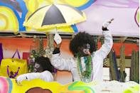 <p>Sure, anyone can attend a parade, but scoring an invite to an elaborate Mardi Gras ball is more exclusive. </p>