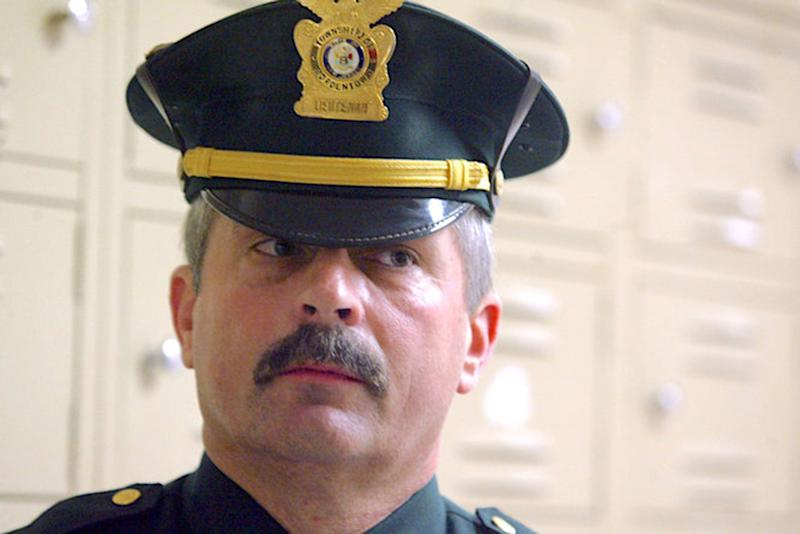 Former Bordentown Township Police Chief Frank Nucera Jr., seen in a 2004 file photo, is charged with federal crimes accusing him of beating a handcuffed Black teenager in 2016. He was previously investigated by the FBI a decade ago. (Photo: Jin Lee/Staten Island Advance)